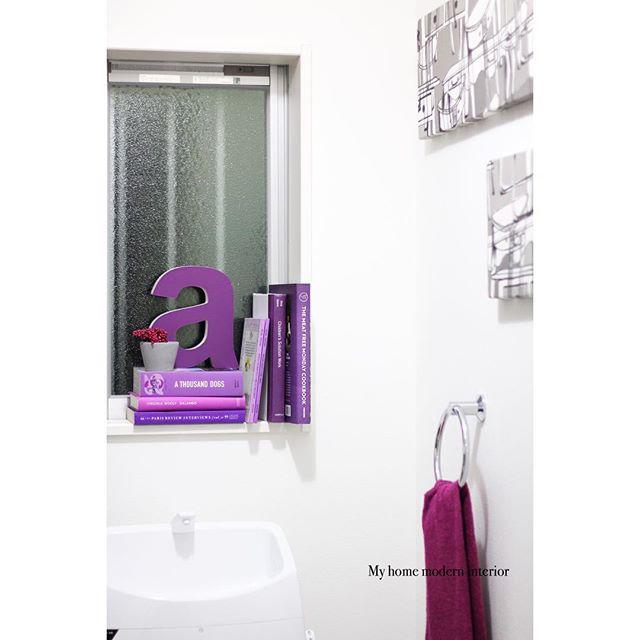 トイレのおしゃれなレイアウト4