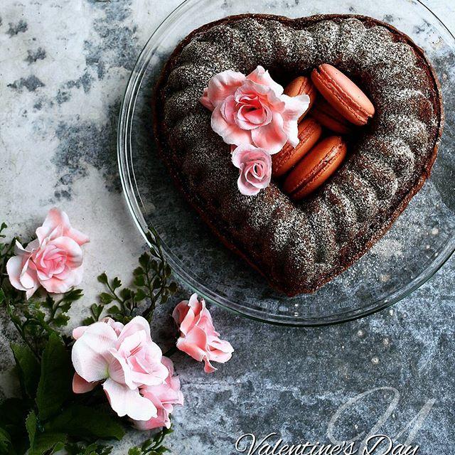 本格的に!ダブルチョコレートケーキ