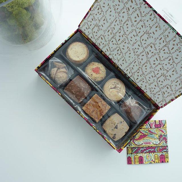 人気のお菓子!デメルのクッキーセット