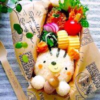 簡単&かわいい動物キャラ弁特集!子供が喜んで食べるセンス抜群のお弁当を参考に♪