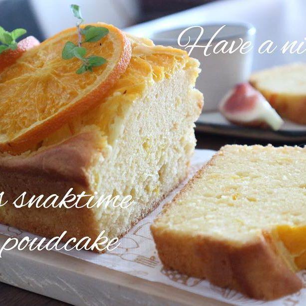 パウンドケーキ特集12