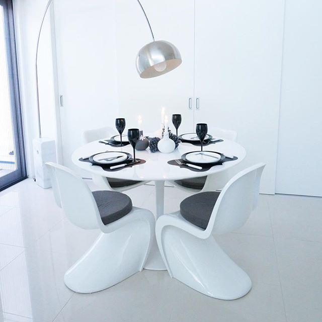 モダンな家具でかっこいい部屋