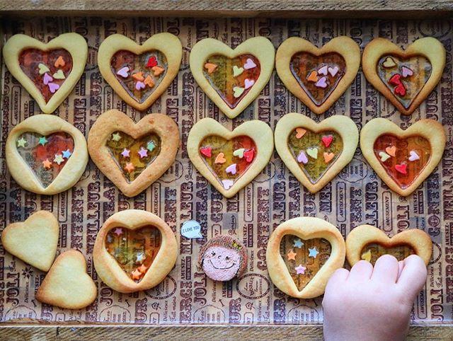 おすすめのお菓子!ステンドグラスクッキー