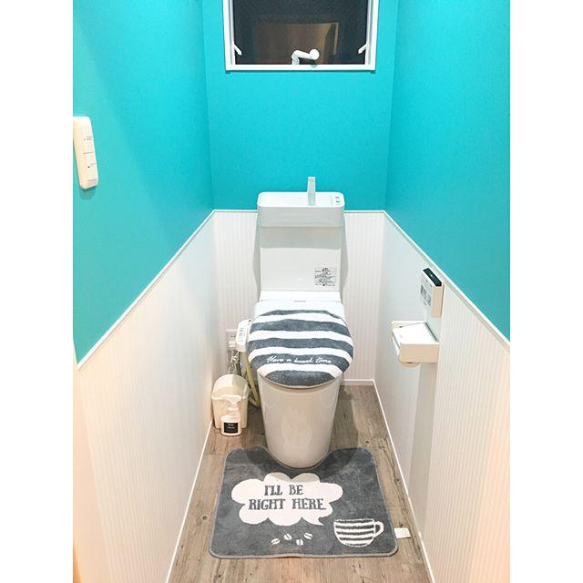 トイレのおしゃれなレイアウト2