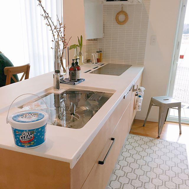 キッチン 簡単 掃除術7