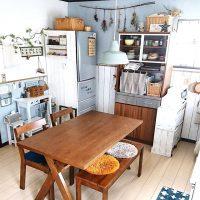 8畳ダイニングキッチンのレイアウト実例!調理も食事も快適な空間に♪