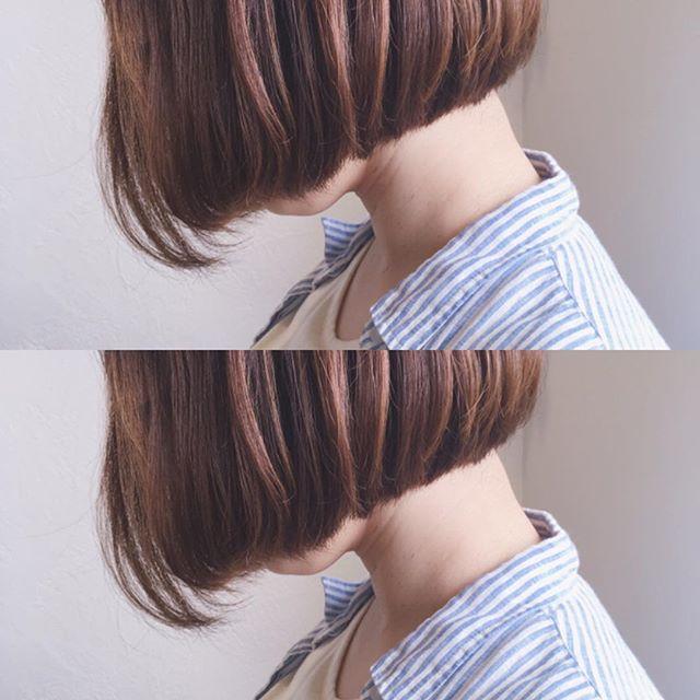 茶髪が似合わない女性向けカラー2