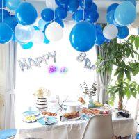 ヘリウムガスなしでできる風船の飾り方♪簡単バルーンアートで可愛いお部屋に!
