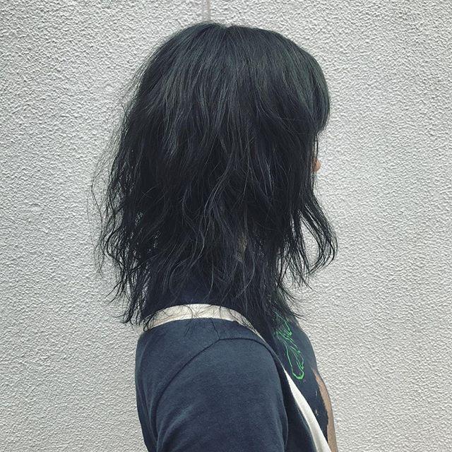茶髪が似合わない女性向けカラー13