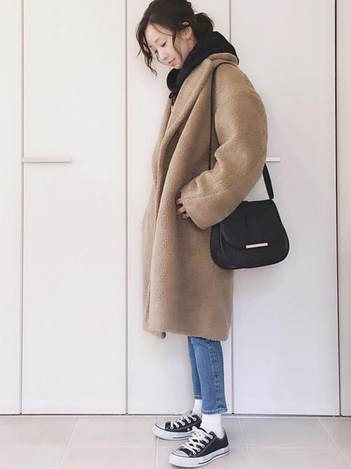 [TRUNC 88] Fluffy Coat