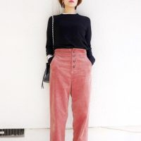 【ユニクロ】定番カラーニットの秋冬コーデ♡プチプラで着まわしやすい!