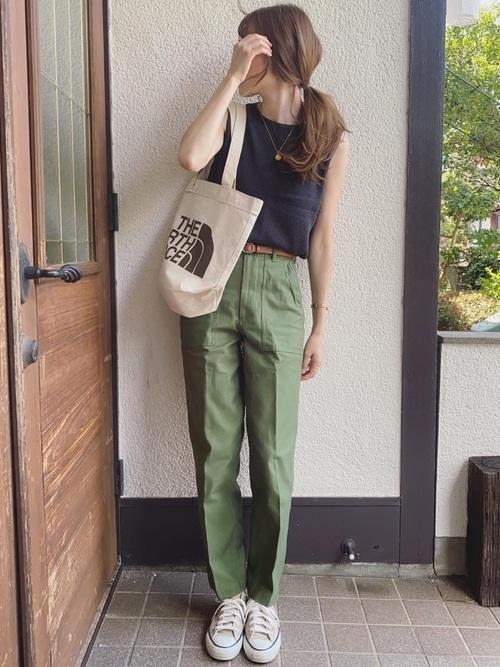 [CORPUS TOKYO] 【THE NORTH FACE/ザノースフェイス】ハーフドームトートバッグ/COTTON TOTE