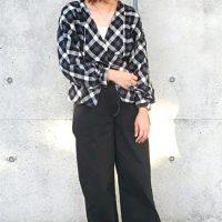 【GUetc.】プチプラチェックシャツで作る♪大人女子向け冬コーデ特集
