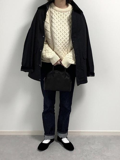 ユニクロのハンティングジャケット