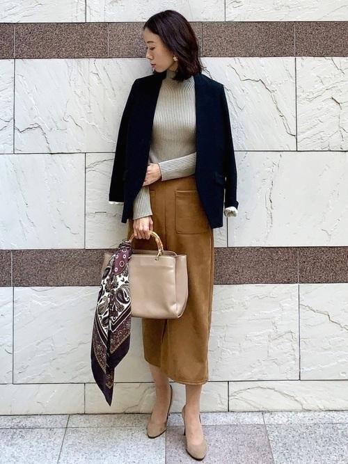 GUタイトスカート