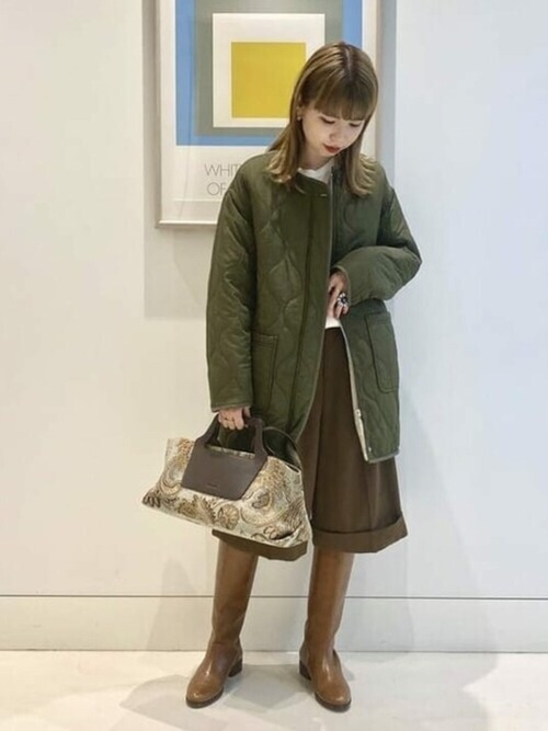 [BEAMS WOMEN] REMME / ロングブーツ