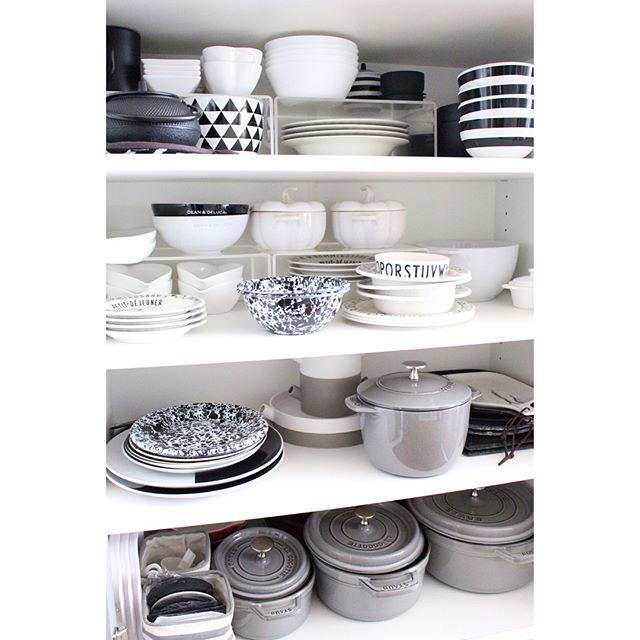 断捨離のコツ③食器棚はシンプルを意識