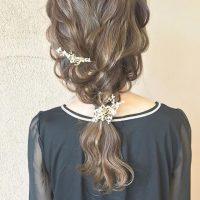ドレスに似合う髪型特集【2021】大人女性の華やかスタイルアレンジ♪