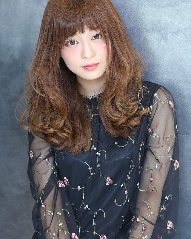 ドレスに似合う髪型7