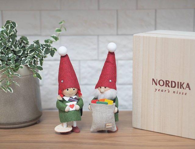 ノルディカデザインの木の人形2