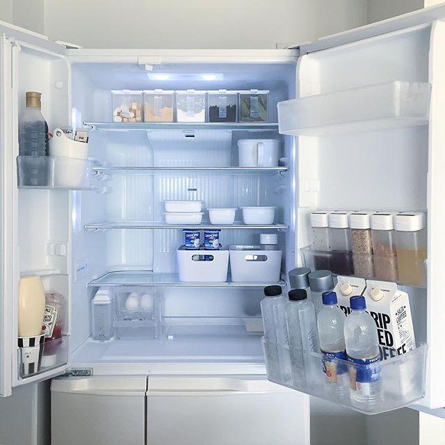 断捨離のコツ⑥冷蔵庫の中身もチェック