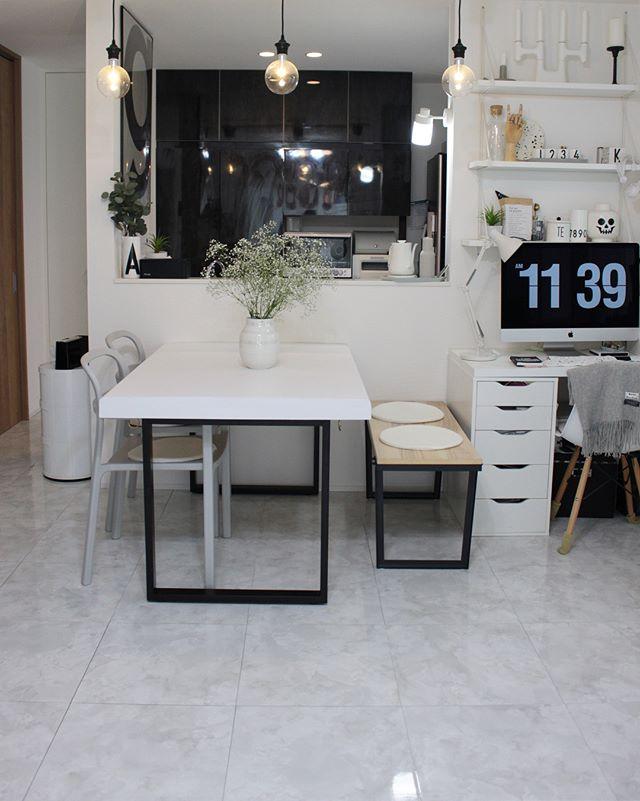 集中できる仕事部屋のレイアウト12