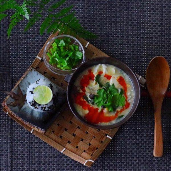 大人気!具沢山の簡単な中華スープ