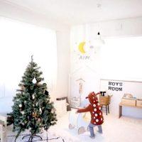 クリスマスがもっと待ち遠しくなる!子ども部屋で楽しむクリスマスコーディネートのアイデア