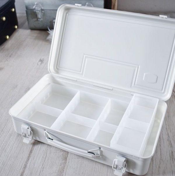 工具箱を裁縫箱、救急箱として活用