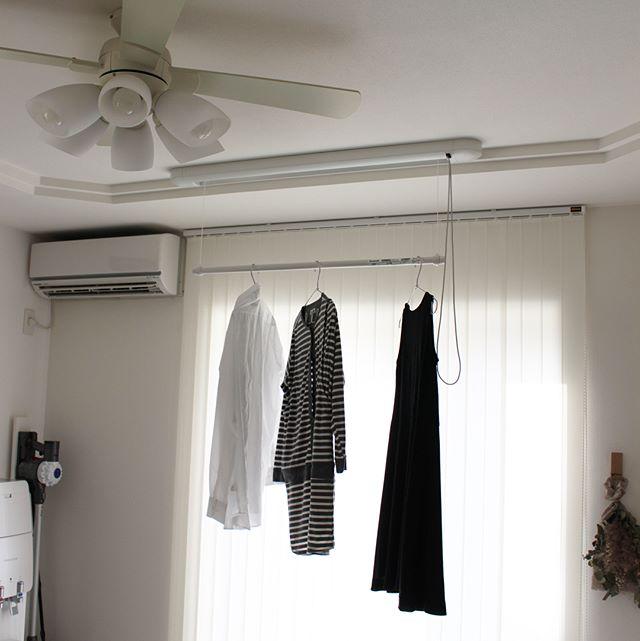 室内干しのおすすめ場所3