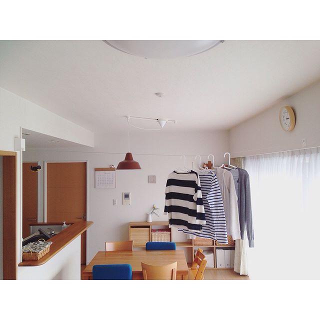 室内干しのおすすめ場所4