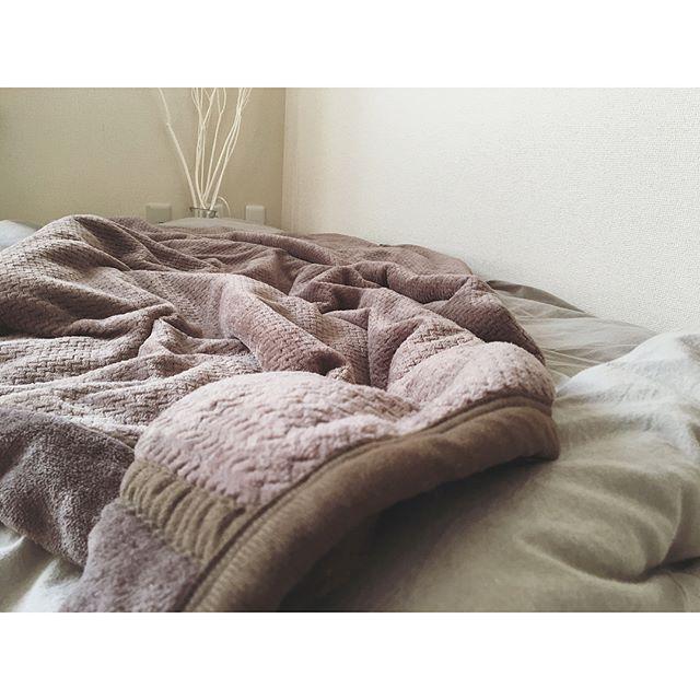 ふんわりあったかい「オリジナル毛布」