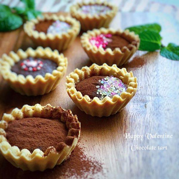 トロッと美味しい!生チョコタルト