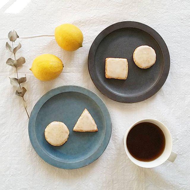 おしゃれに!レモンアイシングクッキー