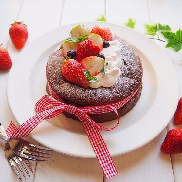 おうちでおもてなし♪ケーキラッピング