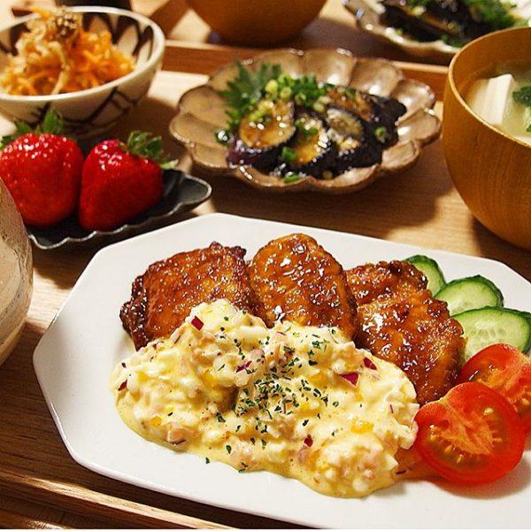 手作りレシピ!鶏むね肉のチキン南蛮