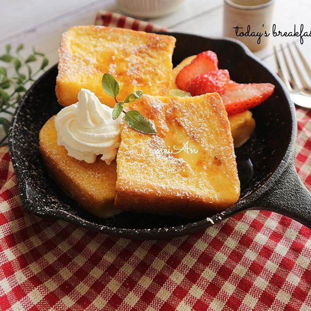 朝ごはんのおすすめ献立レシピ7