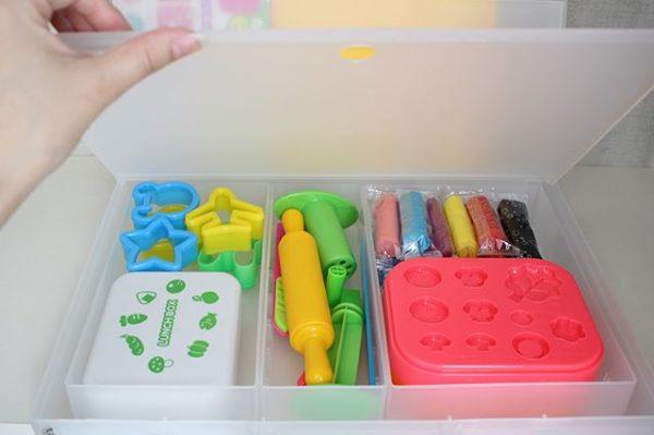 キャリーケースは子供のおもちゃ専用に