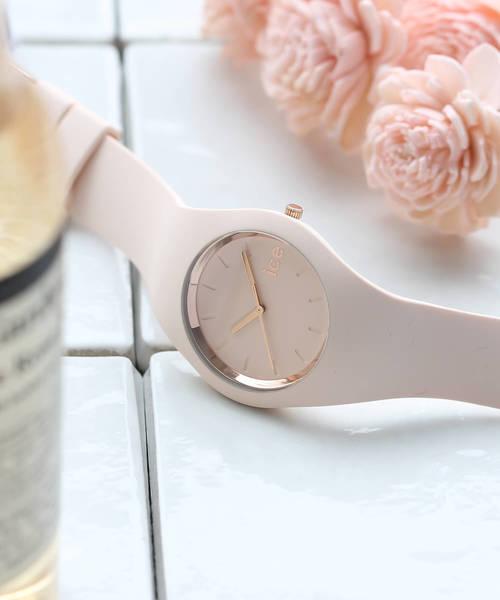 [BEYOND COOL] 「Ice-Watch アイスウォッチ」 ICE glam colour アイスグラム カラー スモールサイズ ミディアムサイズ 3Hands
