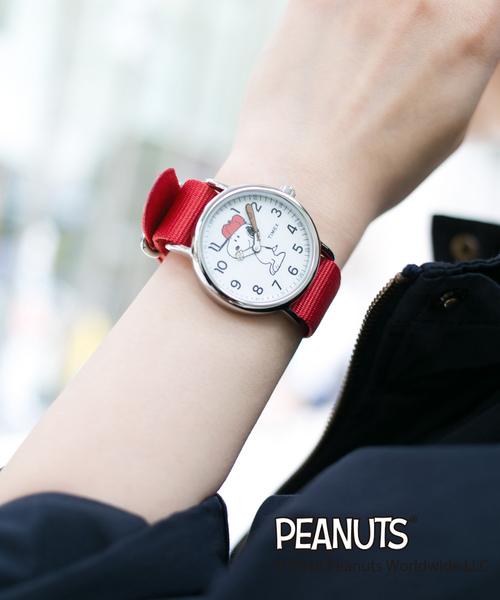 [URBAN RESEARCH Sonny Label] TIMEX TIMEX×PEANUTS