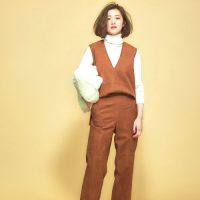 かっこいい女性ファッション20選【2021】旬の大人クールはこう作る!