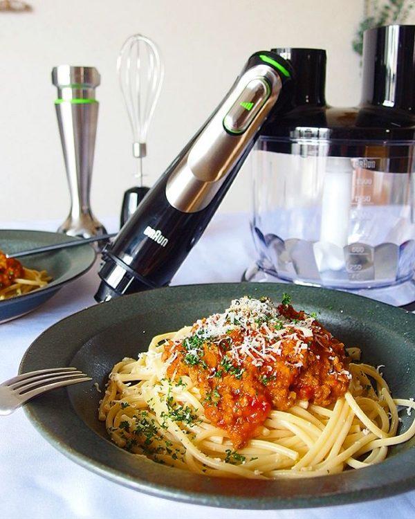 おいしいレシピ!ミートソーススパゲッティ