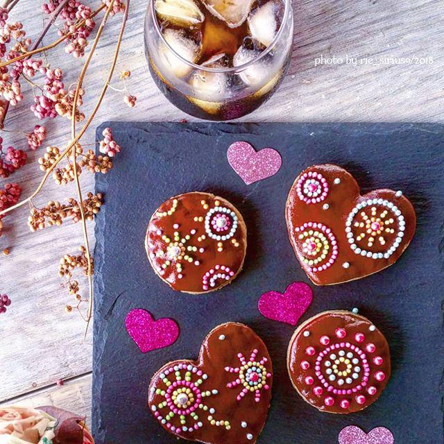 おすすめ!可愛い手作り焼き菓子