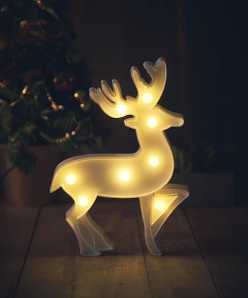[TONE] TONE SELECT LAMP/クリスマスライト/トナカイ/デコレーションライト