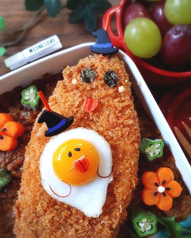 人気のレシピ!白身魚の可愛いお化けフライ