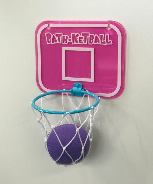 [entre square] LEADWORKS/バスケットボール インザバス ピンク