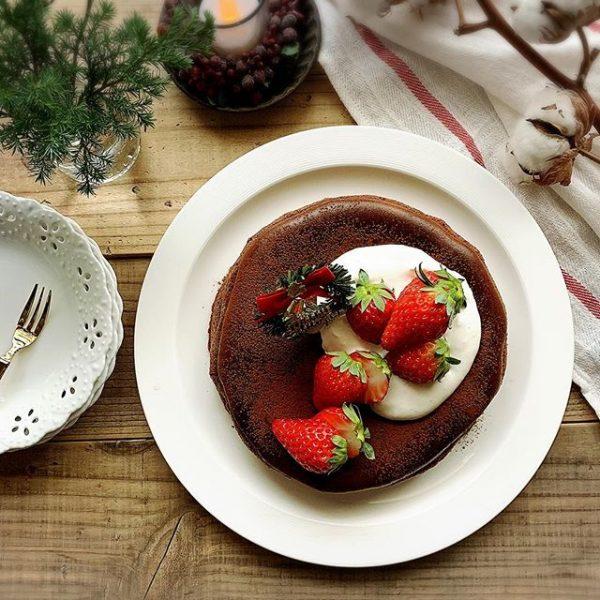 人気の定番!チョコレートチーズケーキ
