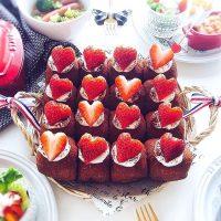 バレンタインはおもしろお菓子を手作りしよう!みんなとかぶらない個性派レシピ