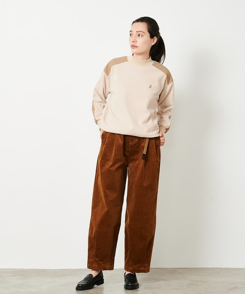 【GRAMICCI/グラミチ】CORDUROY SOFT BALLOON PANTS