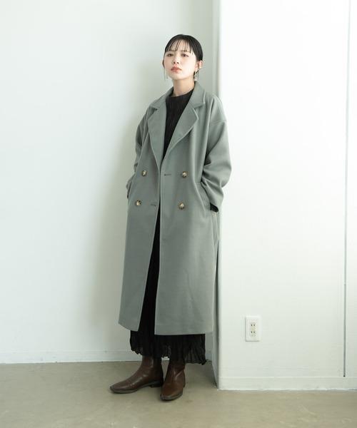 冬のかっこいい女性ファッション20
